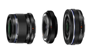 Illustration for article titled Rumor: New Olympus Micro 4/3 Lenses On the Way