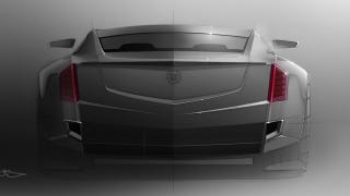 Illustration for article titled ​Cadillac CT6 Is A Plug-In Hybrid With Streaming Video Interior Mirror