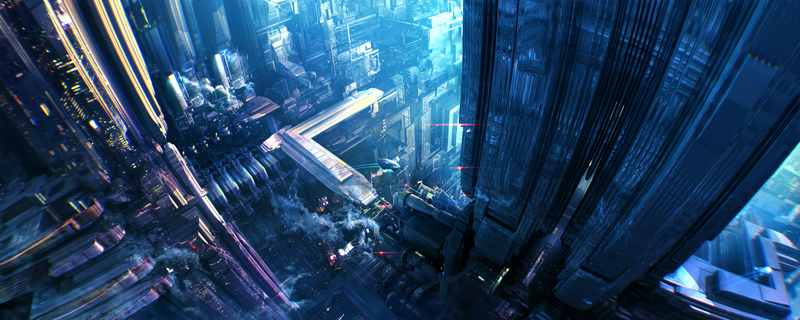 Illustration for article titled The city at level 10 was nothing like level 2