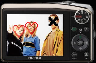 Illustration for article titled Fuji Finepix, Hot or Not Edition