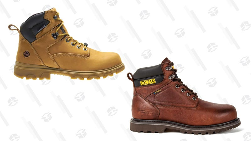 Up to 55% off Select Work Boots and Apparel   Home Depot