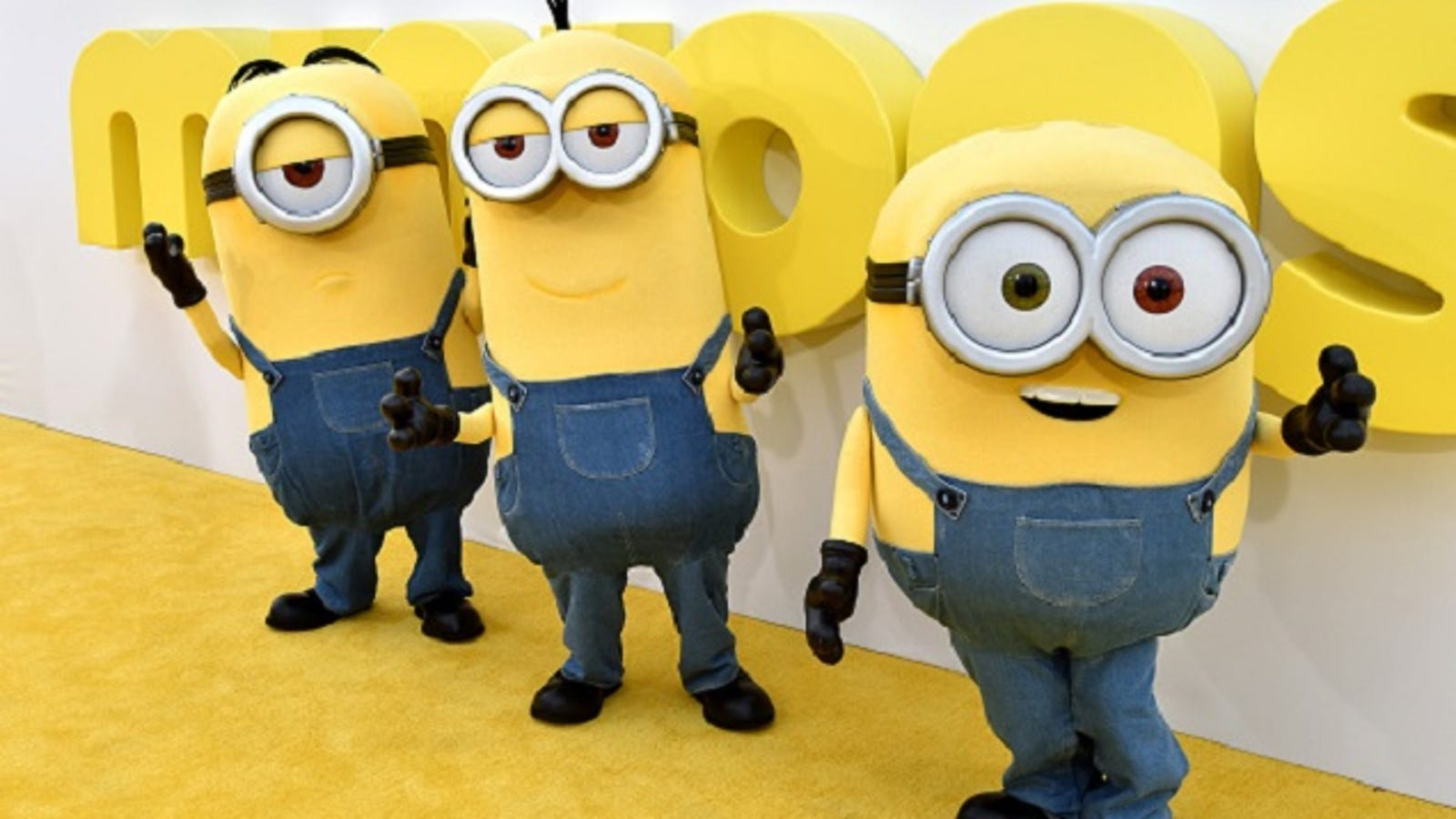 Terrible Minions Save Five Year Old Girl S Life