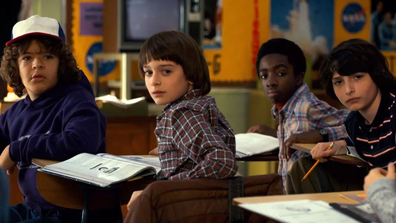 The Episode Titles for Stranger Things Season 3 Are Here