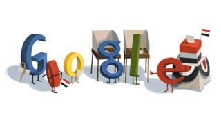 Illustration for article titled With One Click, You Can See Every Google Doodle Ever Made
