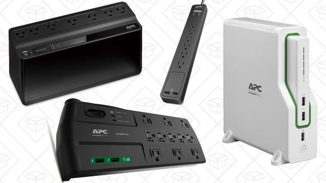 Plug in all of the things to amazons apc gold box deals utter buzz plug in all of the things to amazons apc gold box deals fandeluxe Gallery