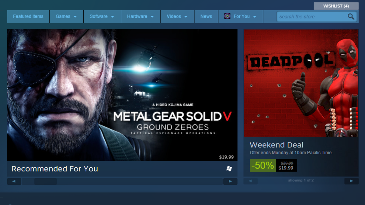 Gaming Store Showdown: Steam vs  GOG Galaxy