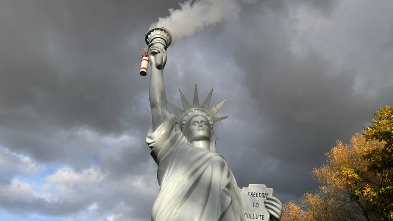 Illustration for article titled Americans Care About Climate Change More Than Ever But They Still Don't Want to Pay For It