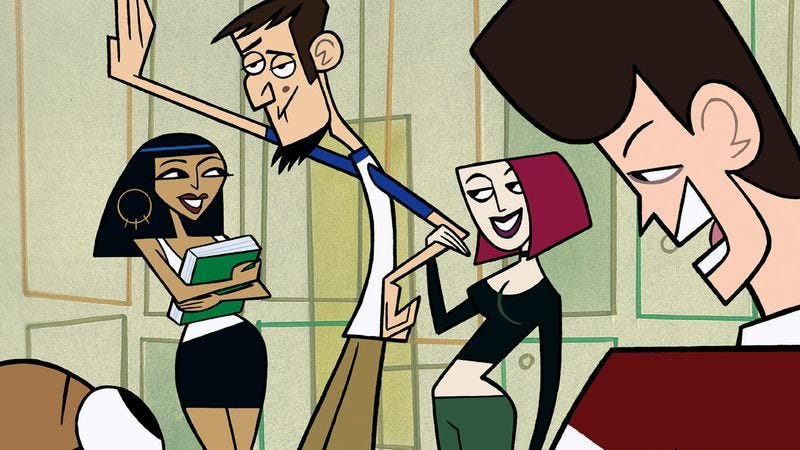 Illustration for article titled Phil Lord and Chris Miller talked about maybe making a Clone High movie