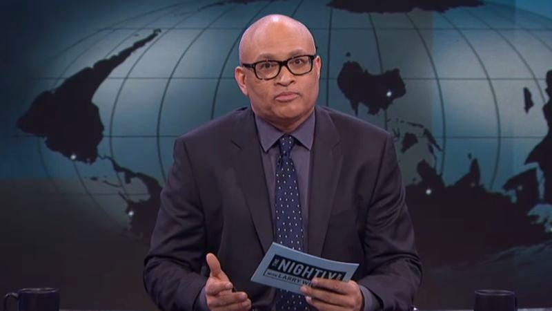 Illustration for article titled The Nightly Show With Larry Wilmore asks if NCAA players should get paid