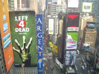Illustration for article titled Fallout 3, Left 4 Dead Advertising Kicks It Up A Notch