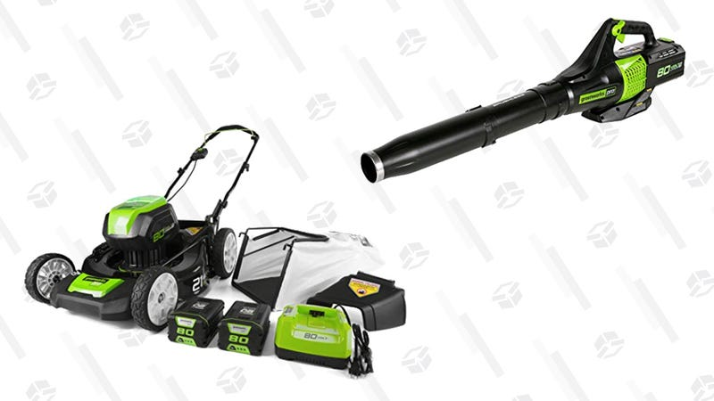 Tackle All of Your Outdoor Projects This Summer With This GreenWorks Power Tools Sale