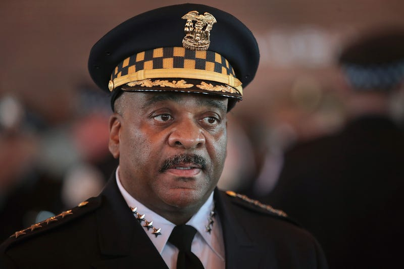 Illustration for article titled Amid Internal Investigation, Top Chicago Cop Eddie Johnson Announces His Departure
