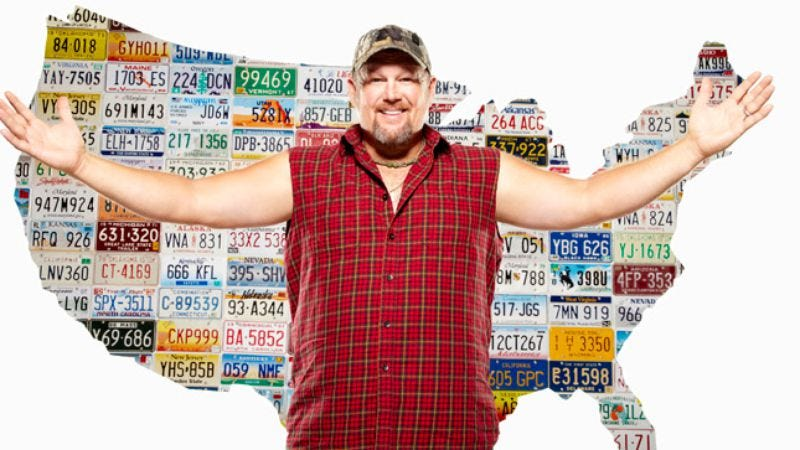 Illustration for article titled Dan Whitney, a.k.a. Larry The Cable Guy