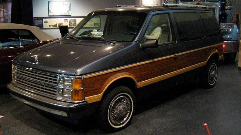 30 Years Ago Today Chrysler Invented The Minivan And