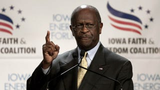 Illustration for article titled Herman Cain Is Totally Pro-Life, Pro-Whatever Else Republican Voters Want