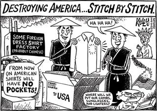 Illustration for article titled Editorial Cartoon - January 14, 2008