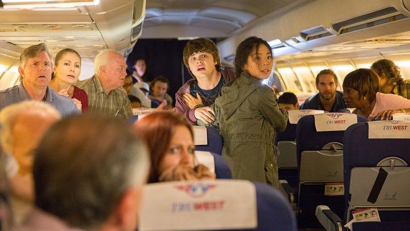 """Photo: """"Fear The Walking Dead: Flight 462"""" (AMC)"""