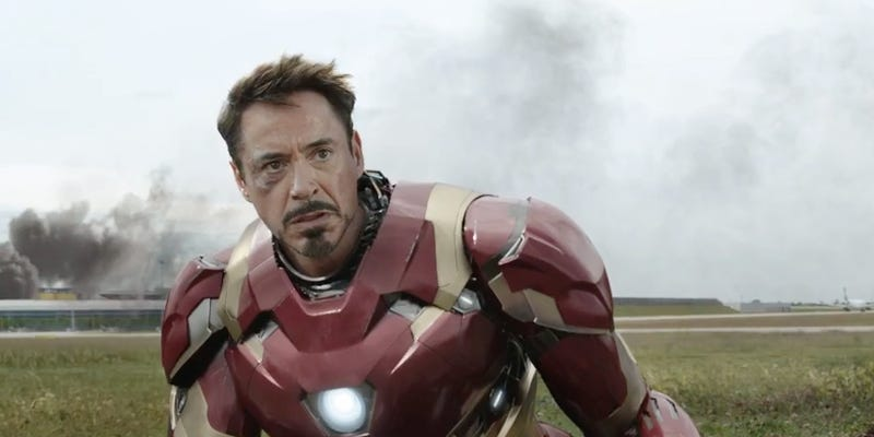 5ed7628733e No one in Marvel s Avengers universe has a character arc that compares to  Tony Stark s