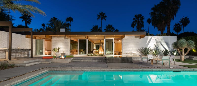 RIP Donald Wexler The Midcentury Architect Who Made Palm