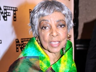 Ruby Dee (the Daily News)