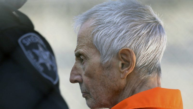 Illustration for article titled Robert Durst Pleads Guilty on Gun Charges, So Now He Can Deal With Those Murder Issues