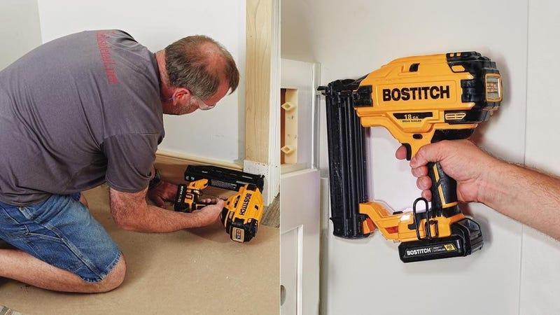 Bostitch Brad Nailer + Finishing Nailer Combo Kit | $400 | Amazon