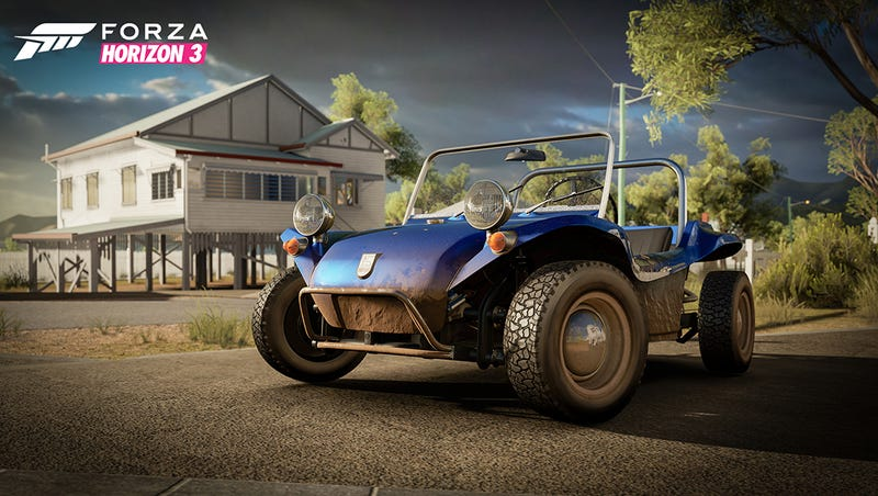 Illustration for article titled Forza Horizon 3 will NOT include Volkswagen