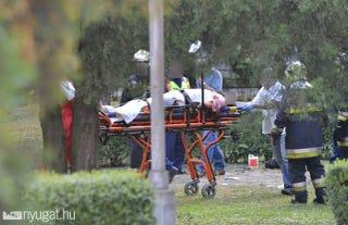 Illustration for article titled Tűzharc után lőtték le a rendőrök a szombathelyi tombolót