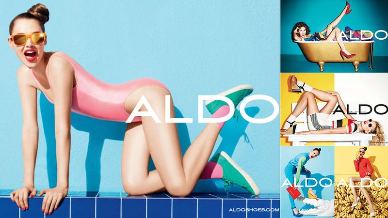 Illustration for article titled Aldo Shoes Kicks Terry Richardson to the Curb
