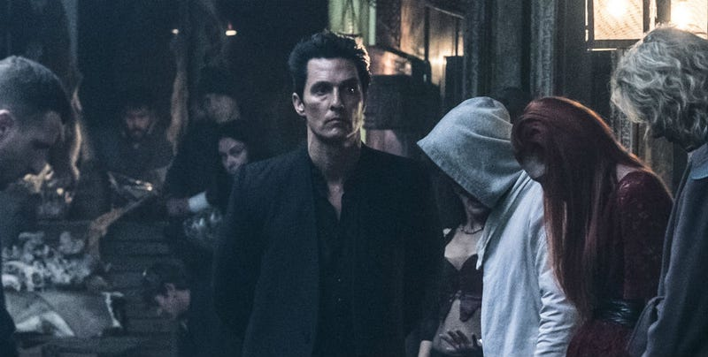 Matthew McConaughey Chose The Dark Tower Over Guardians of the Galaxy, But Who Was He Going To Play?