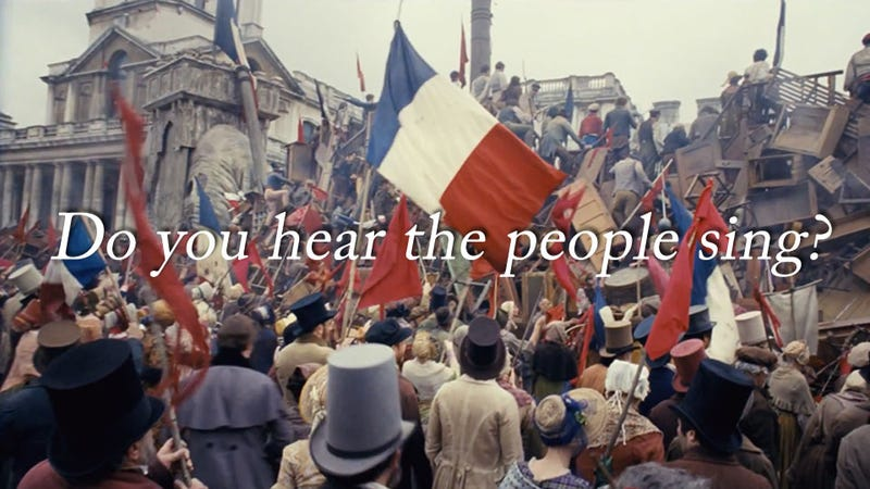 Illustration for article titled Here's How We Felt About Every Song in Les Mis: A Painstaking Breakdown