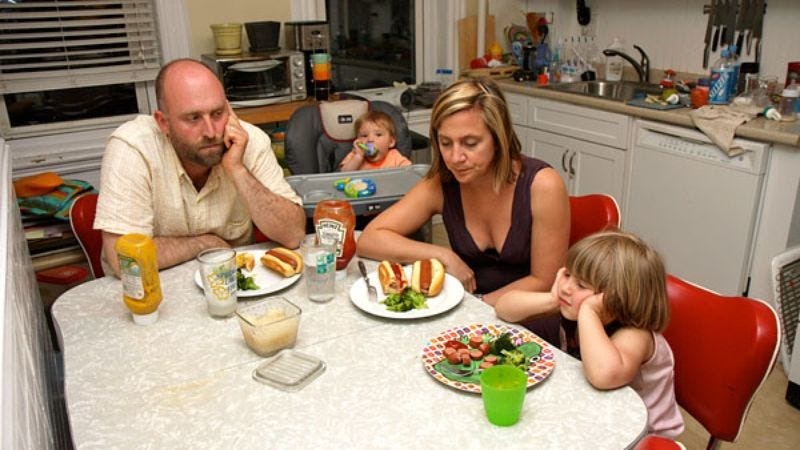 Americans demand to be told food prices are dropping.