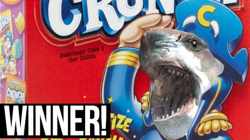 Illustration for article titled Kotaku 'Shop Contest: Sharksassin: The Winners
