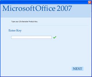 Illustration for article titled Microsoft Office 2007 Home Student Keygen Download