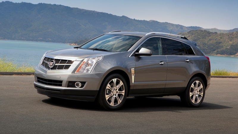 Illustration for article titled Over 50,000 2013 Cadillac SRXs Recalled For 'Acceleration Issue'