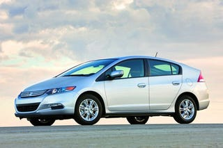 Illustration for article titled Honda Insight Officially Cheapest Hybrid In US: Pricing Starts At $19,800