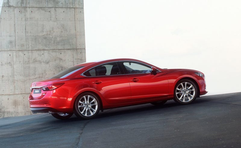 Illustration for article titled To Mazda 6 or not to Mazda 6?