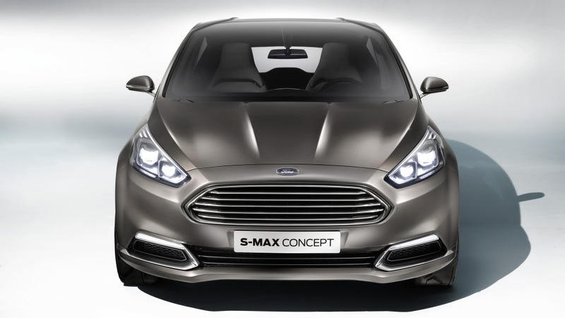 The Ford S Max Concept Was Inspired By A Furniture Show