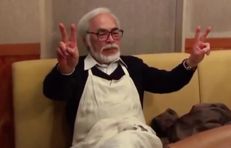 Illustration for article titled Hayao Miyazaki parece odiar bastante El Señor de los Anillos, Indiana Jones y las películas de Hollywood en general