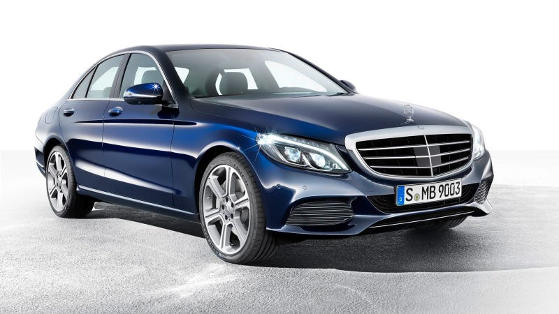 Illustration for article titled The New Mercedes-Benz C-Class: C-Class At Its Best