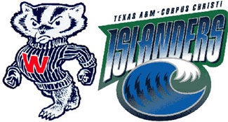 Illustration for article titled NCAA Pants Party: Wisconsin Vs. Texas A&M Corpus Christi