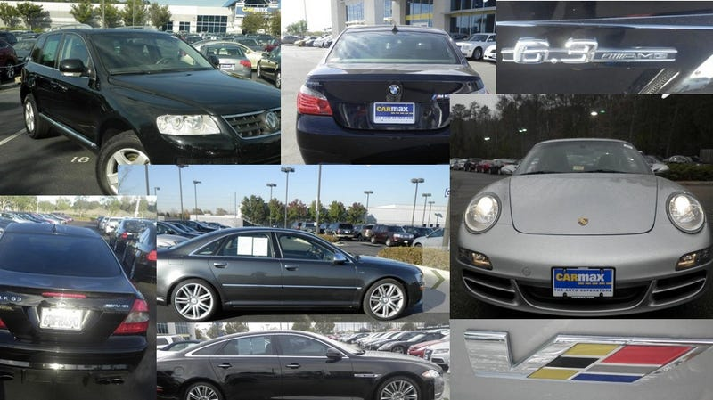 Illustration for article titled A Different Kind of Christmas List: 7 Best Unreliable CarMax Cars
