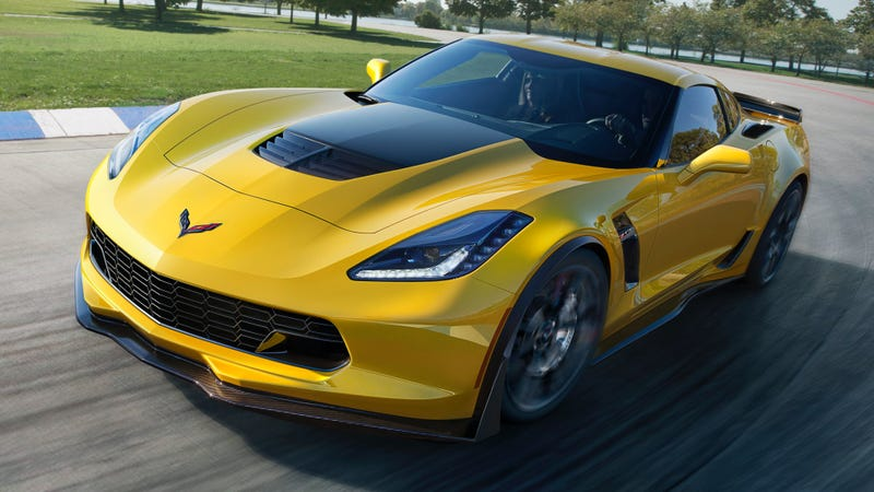 Corvette Z06 Owners Hit GM With Class-Action Lawsuit Because The Car