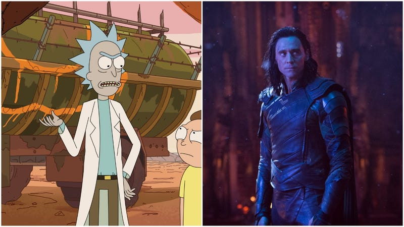 Marvel hires a Rick And Morty alum to write their new Loki show