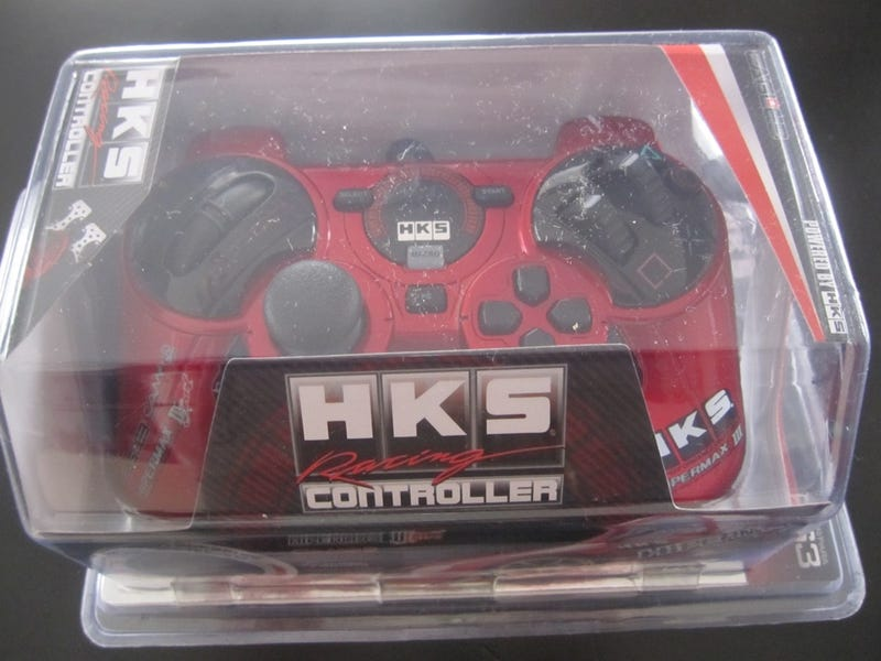 Illustration for article titled A Visual Guide To The HKS Racing Controller
