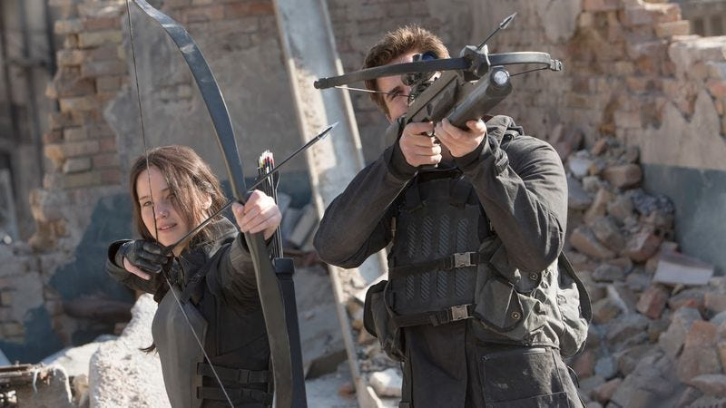 Illustration for article titled Lionsgate wants more Hunger Games movies, will convert Mockingjay—Part 2 to IMAX 3D