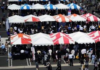 Recent Congressional Black Caucus Job Fair. (Getty Images)