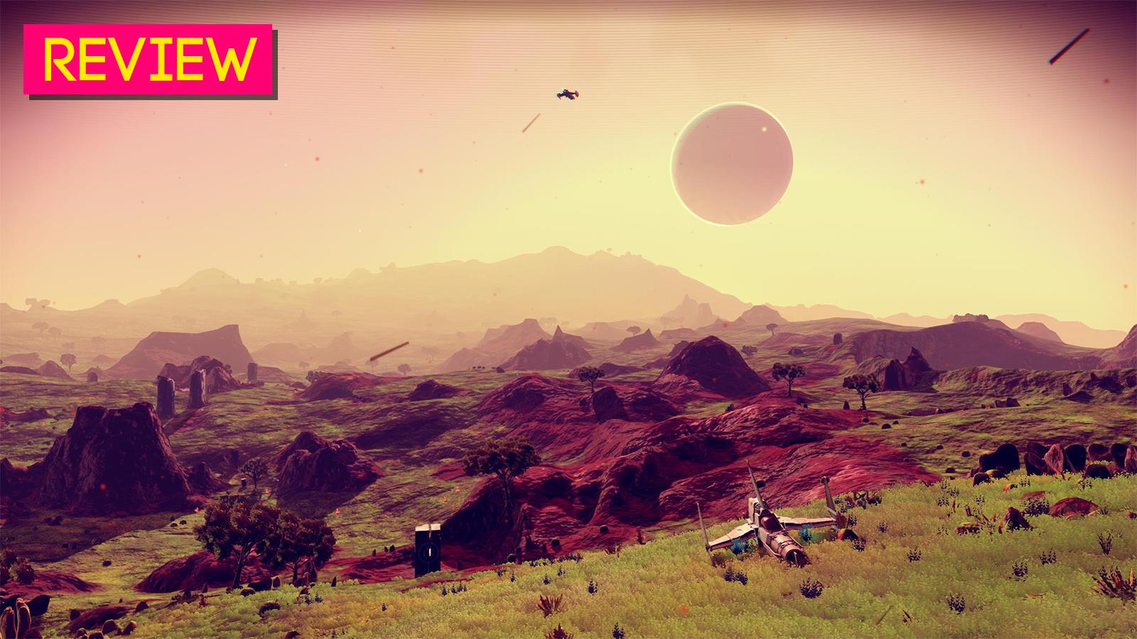 No Man's Sky: The Kotaku Review