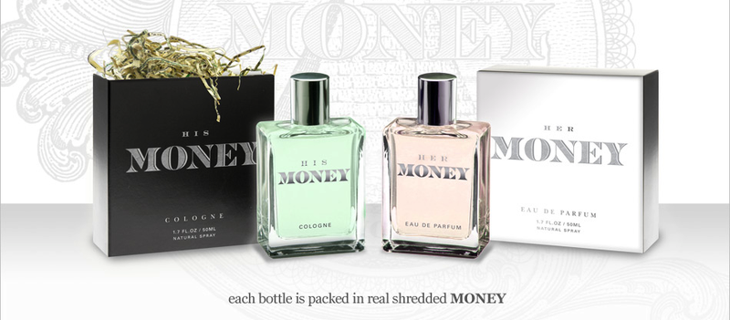Illustration for article titled A Microsoft VP's Side Project: Selling Money-Scented Perfume
