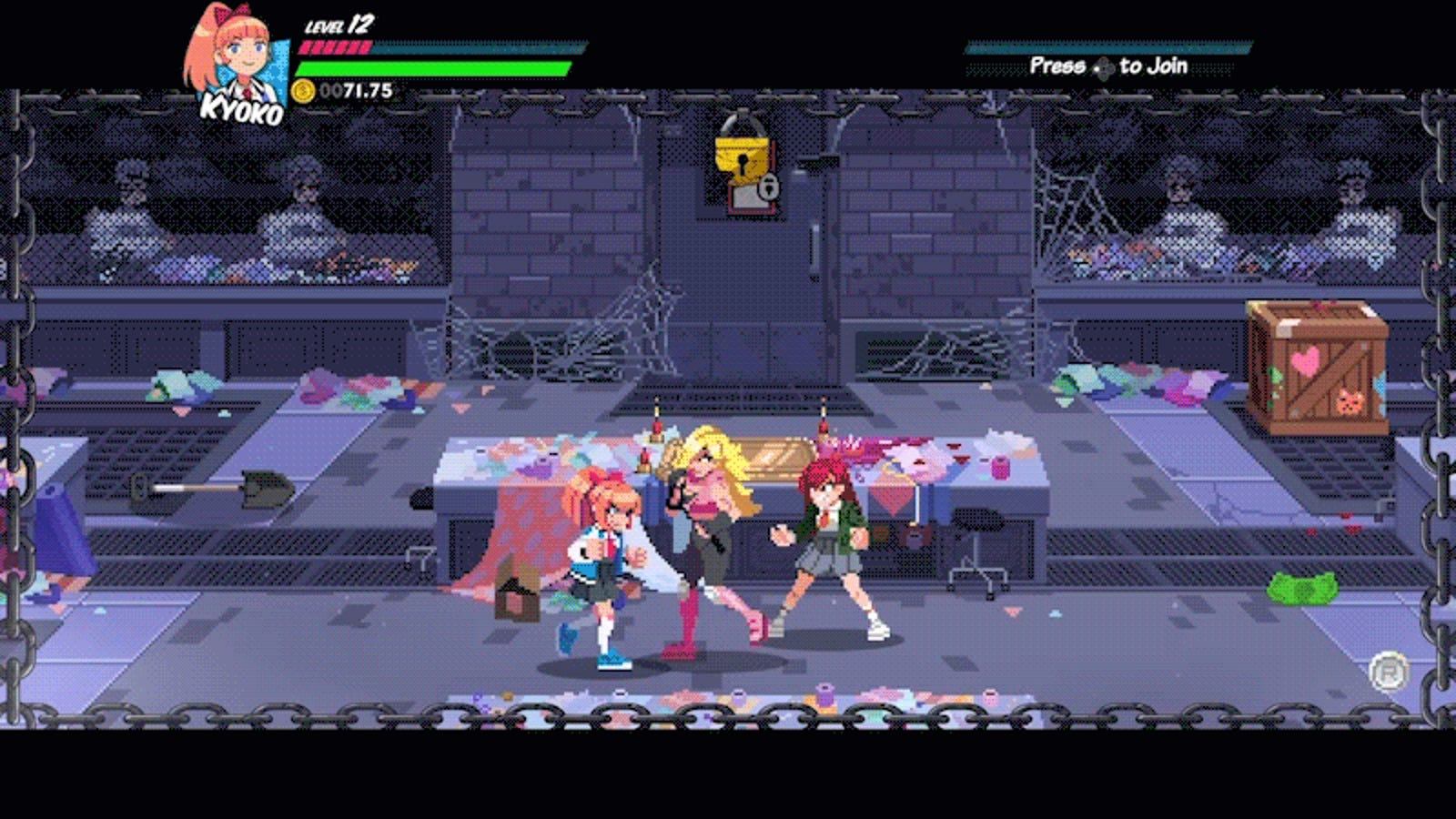 River City Girls Is Like River City Ransom But With Girls